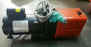 Cit Alcatel 2008a Vacuum Pump W franklin Electric 1 2 Hp Motor