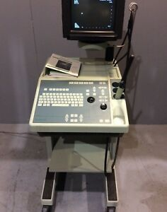 Bk Medical Leopard 2001 Ultrasound Medical Healthcare Imaging Equipment