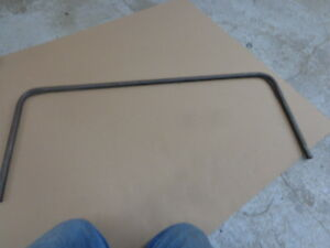 Antique Car Brass Windshield Frame Mt 1354