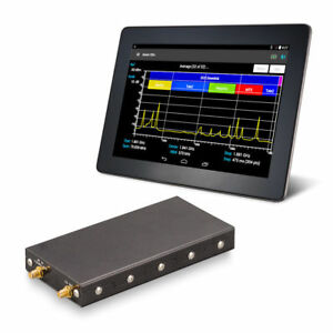 Portable Rf Spectrum Analyzer Arinst Ssa Tg With Tracking Generator up To 3ghz