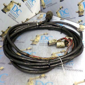 Fanuc A660 4002 t804 S 10 arcmate Sr S 500 Rh P2 Cable 7 6 Meters
