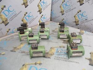 Isliker Magnete Ugnz 50 10 100s 90 I Various Linear Solenoid Coil Lot Of 10