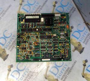 Accu sort Systems D 27516 Rev 2 Control Board