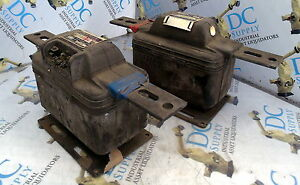 General Electric 497x32 Ratio 300 5 Amp Type Jkm 3 Current Transformer Lot Of 2