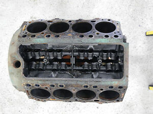 Buick 401 Cubic Inch Engine Block Caps 62 63 64 65 66 Bare Block Kt 1964