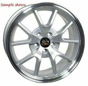 1 New 18 Replacement Wheel For 1994 2004 Ford Mustang Fr500 Rim 8162
