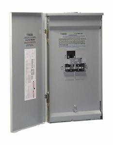 Reliance Controls Corporation Twb2006dr Outdoor Transfer Panel No Tax