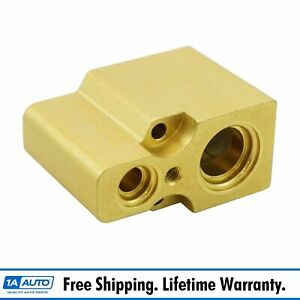 A c Ac Air Conditioning Expansion Valve For Volkswagen Audi Brand New