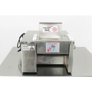 Used Hollymatic Tr 1200 Meat Tenderizer