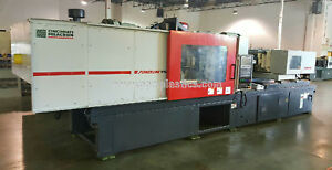 2005 Milacron Nt440 41 w28a0300008 Used Plastic Injection Molding Machine