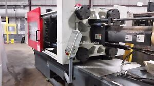 2006 Milacron Nt330 29 w22a0400004 Used Plastic Injection Molding Machine