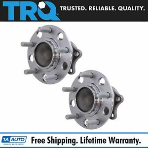 Trq Rear Wheel Bearing Hub Assembly For Mitsubishi Lancer Outlander