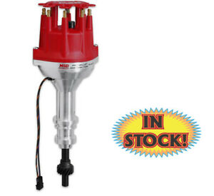 Msd Distributor For Ford 351w Pro Billet Small Cap 8578