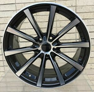 4 New 19 Wheels Rims For Saleen S281 S302 Lincoln Mkt Mkx Mkz Town Car 408