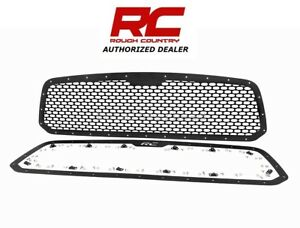 2013 2018 Ram 1500 Rough Country Replacement Mesh Grille Kit 70197