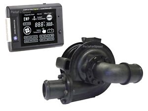 Davies Craig 8907 Ewp80 Remote Electric Water Pump Kit Lcd Controller 80lpm
