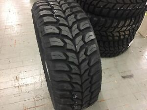 4 Lt 35x12 50 22 Crosswind Mt Tires 35 12 50 22 1250r22 Mud 10 Ply Tires Mt Lt