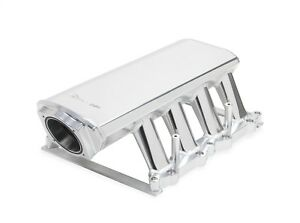 Holley 829031 Intake Manifold Fits 2011 2014 Ford Mustang F 150 Silver Anodized