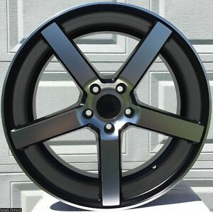 4 New 19 Wheels Rims For Saleen S281 S302 Lincoln Mkt Mkx Mkz Town Car 445