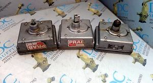 Consolidated Controls Corp 45en1 8 Prab Robotics Spiro Disc Encoder Lot Of 3