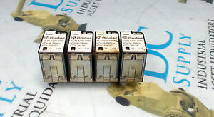 Finder 55 34 9 024 0080 5 A 250 V Relay Lot Of 4