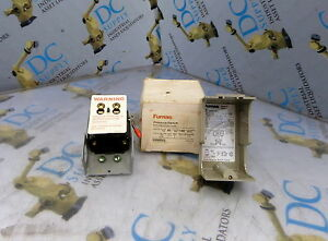 Furnas 69mb6l Pressure Switch W Disconnect Lever Nib