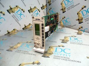 Entek Ab 6686 2 Channel Eccentricity Monitor W 40998 R2 6600 Ser 2 Vibration Pcb