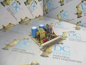 General Electric 517l426 Gr4 15 Vdc 4 A Regulated Power Supply Circuit Board