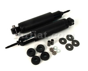 Fiat 850 Front Shock Absorbers Set New