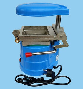 Dental Vacuum Forming Molding Machine Former Thermoforming Lab Equipment Warrant