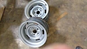 Corvette Kelsey Hayes 15x8 Rally Wheels With Date Codes Free Ship