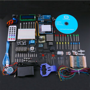 Learning Kit Educational Diy Starter Kits With Tutorial Uno R3 Electronic Hobby