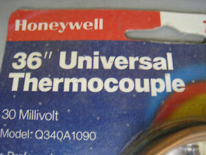 Honeywell Q340a1090 36 Universal Thermocouple 30 Millivolt