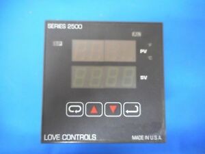 Love Controls Temp Controller