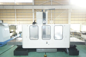 Toshiba Cnc Horizontal Table Type Boring Mill Btd 13f r22 1998