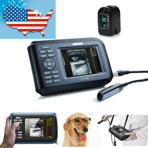 Us Ship 5 5 Inch Portable Ultrasound Scanner Veterinary Pregnancy