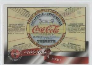 1995 Score Board/Sprint Coca Cola Phone Cards Delicious and Refreshing #33 0u7