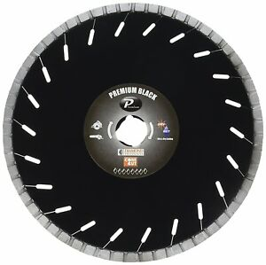Diamond Products Core Cut 12397 8 inch 0 095 7 8 in Black Turbo Blade