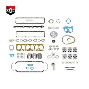 1954 1962 Chevrolet And Gmc 235 Complete Engine Rebuild Premium Kit