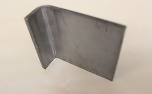 10pk Weld On Angle L Bracket 3 x 3 x1 Hot Rolled Steel Metal Fabrication Parts