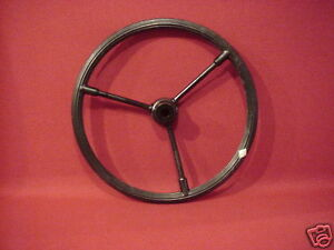 Steering Wheel Fits John Deere B Tractor Serial 60000 95999 Ab218r
