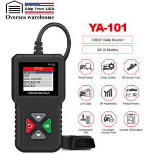 Auto Scanner Full Systems Obd2 Diagnostic Tool Abs Airbag Srs Engine Crash Date