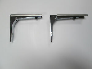 Two Fold able Commercial Shelf Brackets