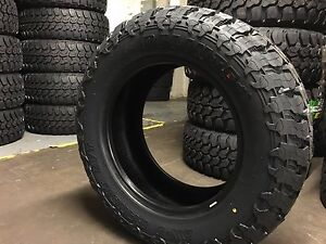 4 New Lt 285 65 R18 Delinte Dx9 M T 10ply Tires 2856518 33x11 50 18 Lre Mud