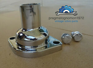 Volvo Amazon 121 122 P1800 B18 1 Od Thermostat Housing Chromed