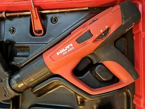Hilti Dx 460 Mx With Mx 72 Magazine Case More