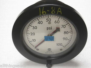 Us Gauge Vacuum Differential Pressure Gauge Sa2a43cbflwbx 6532