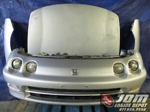 94 01 Honda Acura Integra Dc2 Sir 2 Front End Conversion Jdm B18c
