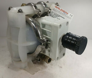 1 New Wilden P1 pppp bn bn kbn Diaphragm Pump 1 2 Nnb make Offer