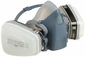 3m 52764 Professional Paint Respirator 7500 Series Small